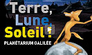 spectacle Planetarium Galilee