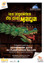 Sorties scolaires Planetarium Galilee spectacles