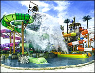 Parc aquatique Wave Island