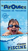 Le piroulet classe piscine sorties scolaires